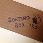 Preschool Activity Sorting Box Image