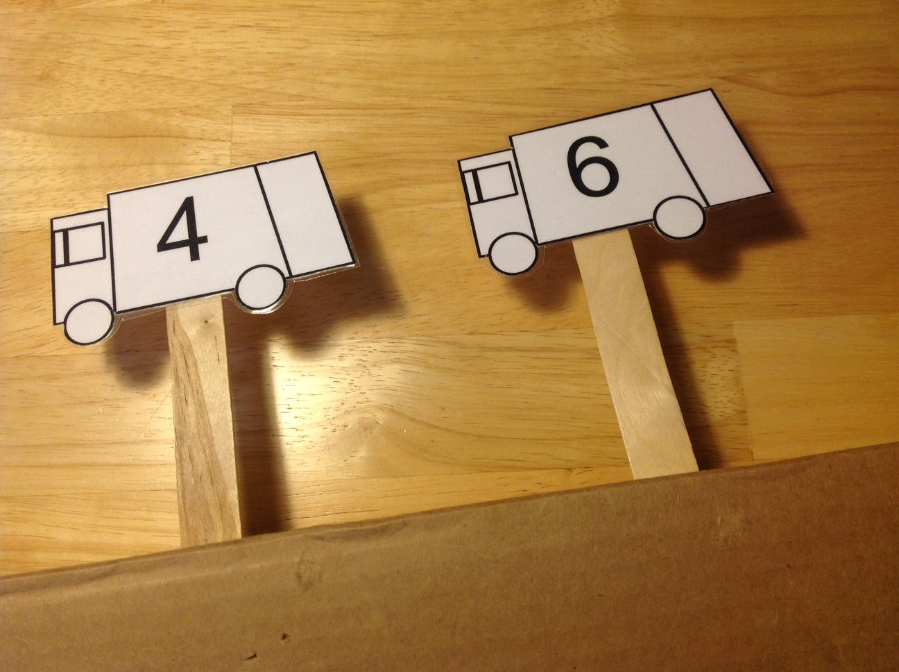 Number Recognition project